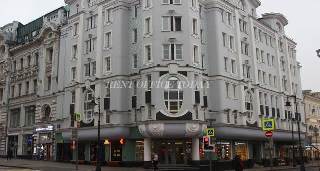 Снять офис в бизнес центре Мясницкая 16-1