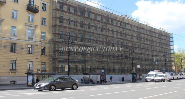 Бизнес центр Невский 173, Снять офис в БЦ Невский 173-8