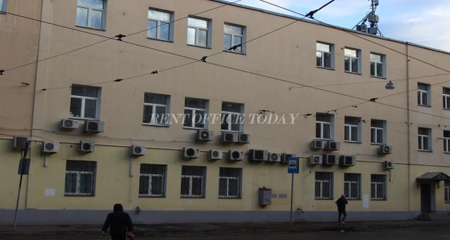 Снять офис в бизнес центре на Образцова 14-1