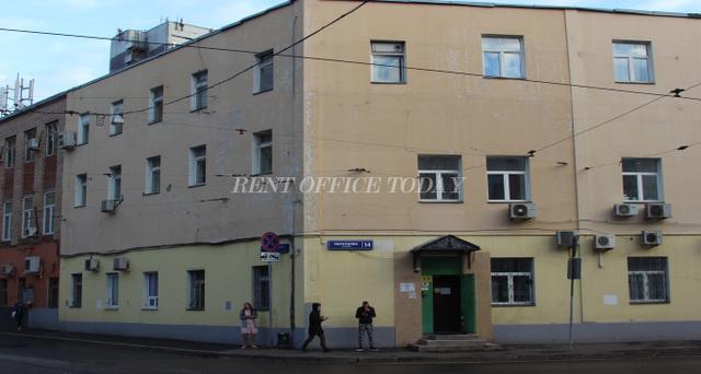 Снять офис в бизнес центре на Образцова 14-2