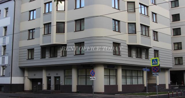 office rent obraztsova 4a-3