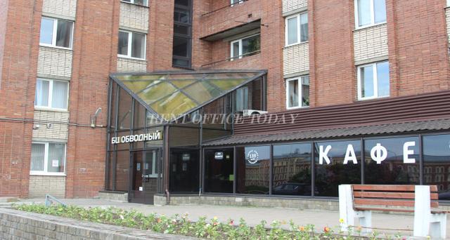 Бизнес центр Обводный 24, Снять офис в БЦ Обводный 24-1