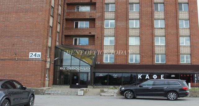 Бизнес центр Обводный 24, Снять офис в БЦ Обводный 24-3