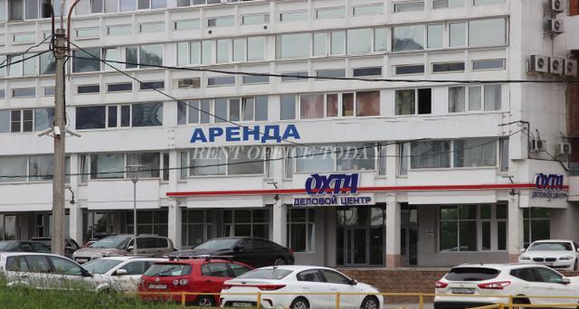 Бизнес центр Охта, Снять офис в БЦ Охта, Ворошилова 2-2