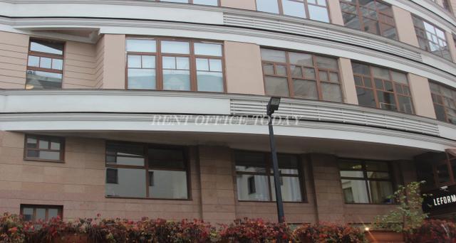 Cнять офис в бизнес центре Петров Дом на Дмитровском пер 7-1