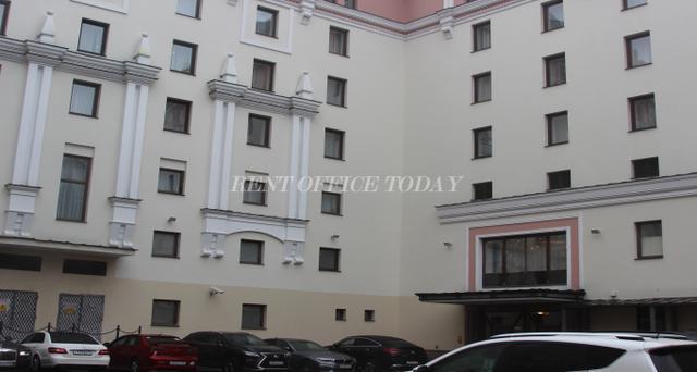 Cнять офис в бизнес центре Петров Дом на Дмитровском пер 7-2