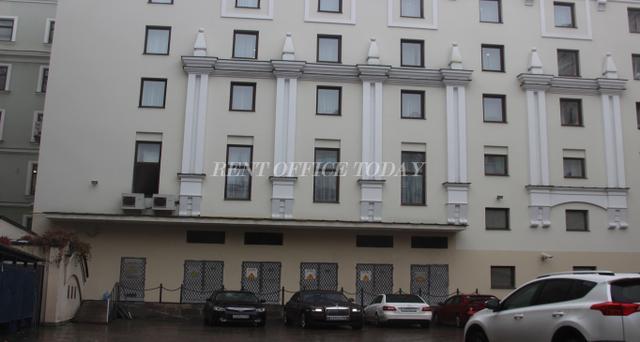 Cнять офис в бизнес центре Петров Дом на Дмитровском пер 7-3
