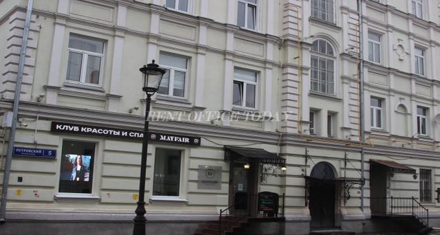 Снять офис в бизнес центре Петровский переулок 5с1-1