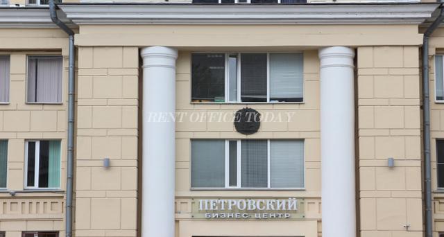Бизнес центр Петровский, Снять офис в БЦ Петровский, Петровская коса, д. 1, к. 1-12