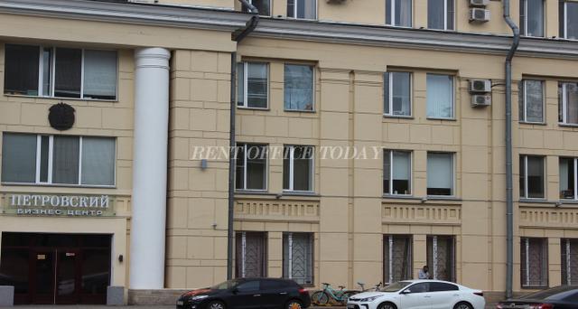 Бизнес центр Петровский, Снять офис в БЦ Петровский, Петровская коса, д. 1, к. 1-14