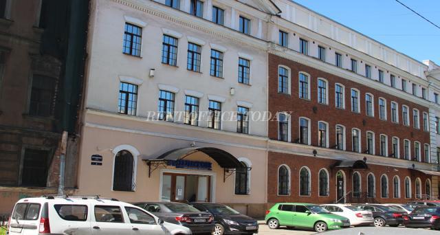 Бизнес центр Призма, Снять офис в БЦ Призма, Воронежская 5-3
