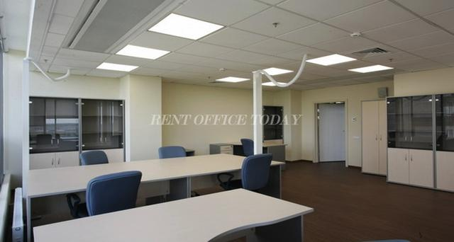 office rent pulkovo star-9