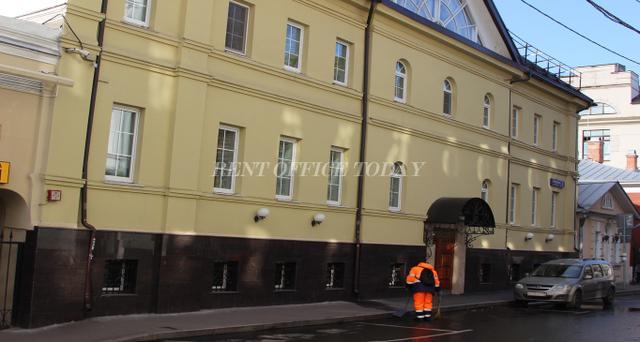 Снять офис в бизнес центре пушкинский на Сытинском переулке 3-1
