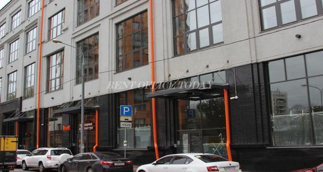 rent office in Moscow loft rassvet-1