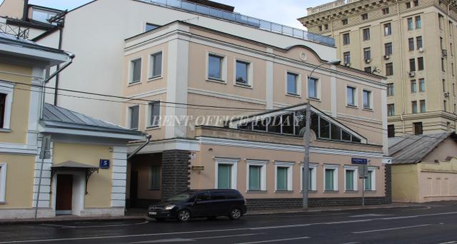 office rent samotechnaya 7-1