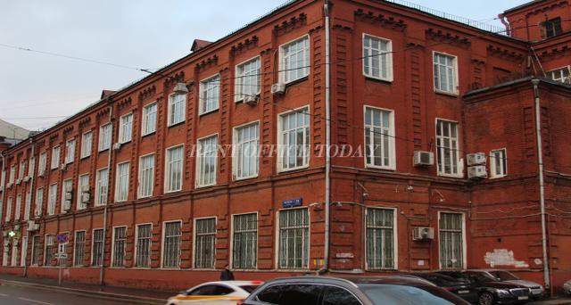 Снять офис в бизнес центре  Щепкина 58с3-1