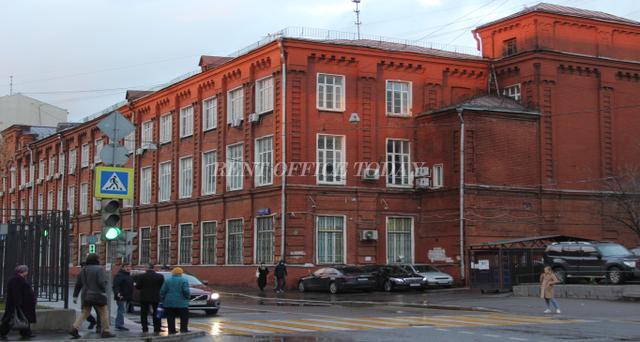 Снять офис в бизнес центре  Щепкина 58с3-4