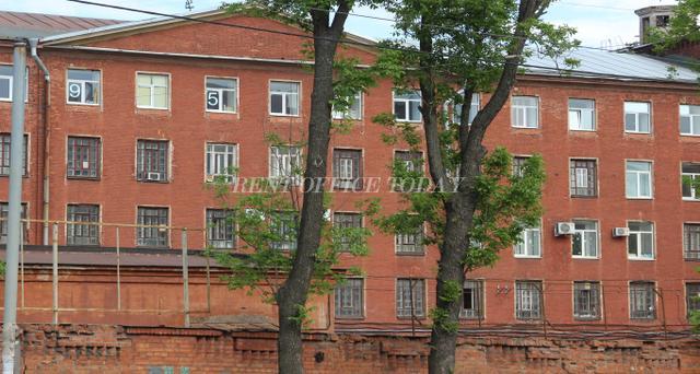 Бизнес центр Седьмая верста, Снять офис в БЦ Седьмая верста, пр. Обуховской Обороны, 86, 2H-4
