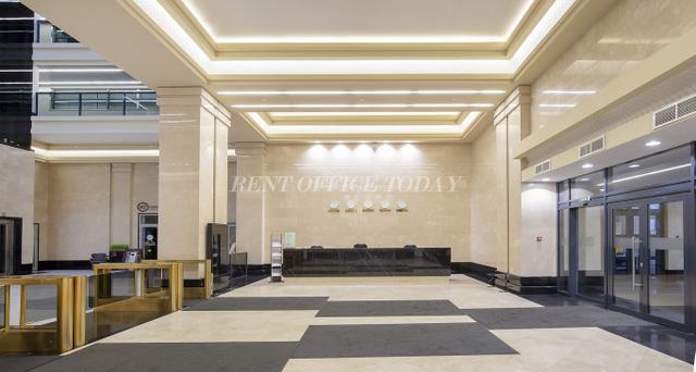 Бизнес центр Синоп, снять офис в БЦ Sinop, Синопская набережная 22-6