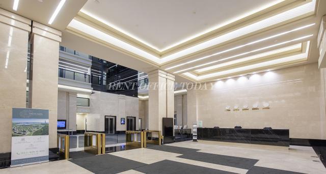 Бизнес центр Синоп, снять офис в БЦ Sinop, Синопская набережная 22-7