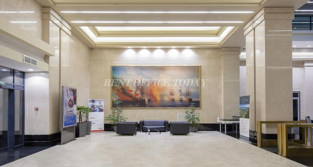 Бизнес центр Синоп, снять офис в БЦ Sinop, Синопская набережная 22-8