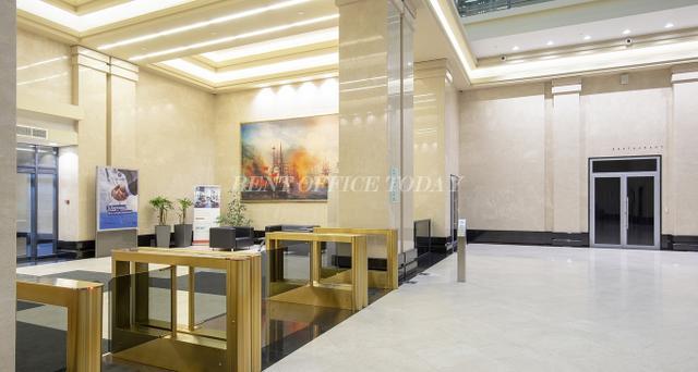 Бизнес центр Синоп, снять офис в БЦ Sinop, Синопская набережная 22-9