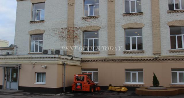 Снять офис в бизнес центре Сириус на Сущевском Валу 31-1