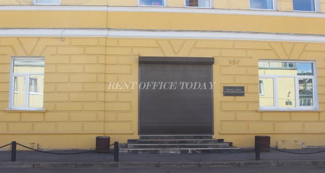 Бизнес центр Смоленский, Снять офис в БЦ Смоленский, Смоленская 33-2