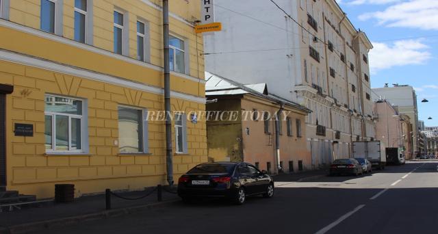 Бизнес центр Смоленский, Снять офис в БЦ Смоленский, Смоленская 33-3