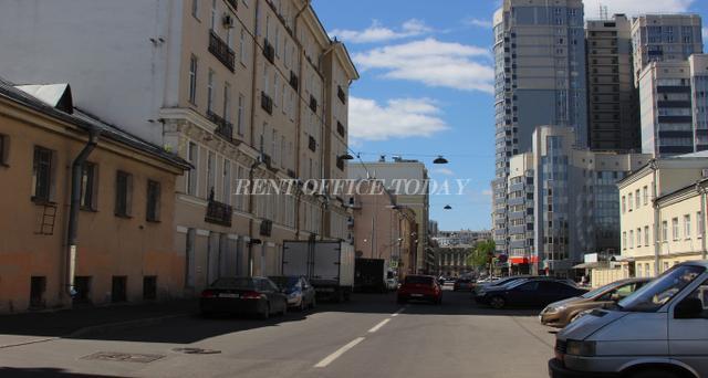 Бизнес центр Смоленский, Снять офис в БЦ Смоленский, Смоленская 33-4