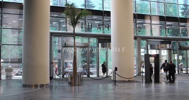 Federation tower, Offices to lease, Moscow city, Rental office-17