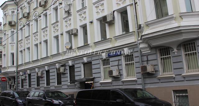 Снять офис в бизнес центре  Столовый переулок 6-3