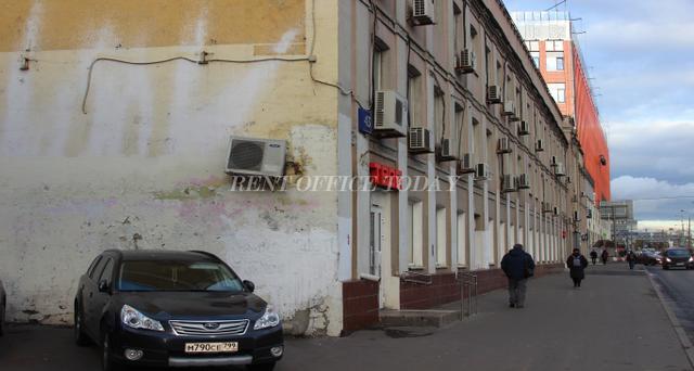 Снять офис в бизнес центре Сущевский Вал 43-2