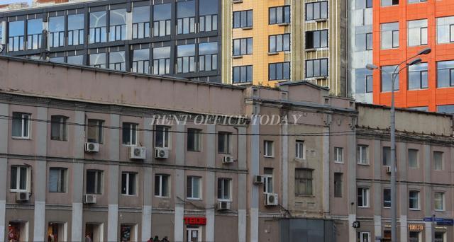 Снять офис в бизнес центре Сущевский Вал 43-3