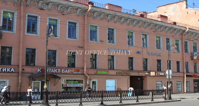 Бизнес центр Владимирский 17, Снять офис в БЦ Владимирский 17-1