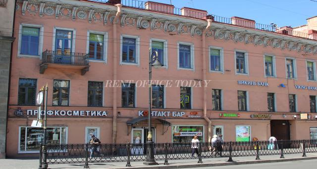 Бизнес центр Владимирский 17, Снять офис в БЦ Владимирский 17-2