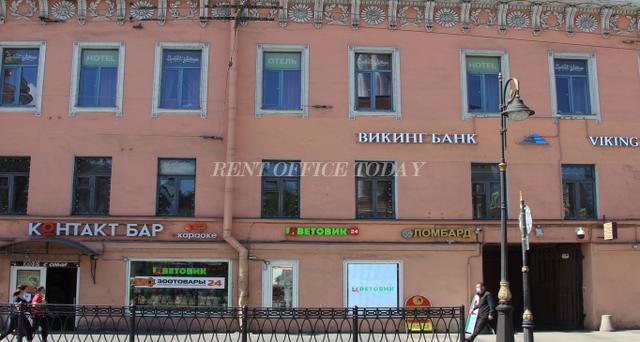 Бизнес центр Владимирский 17, Снять офис в БЦ Владимирский 17-3