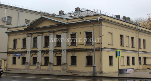 Снять офис в бизнес центре  Воздвиженка 7/6с1-2