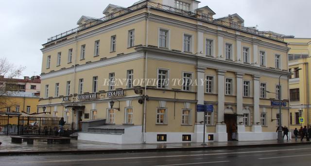 Снять офис в бизнес центре  Воздвиженка 7/6с1-1