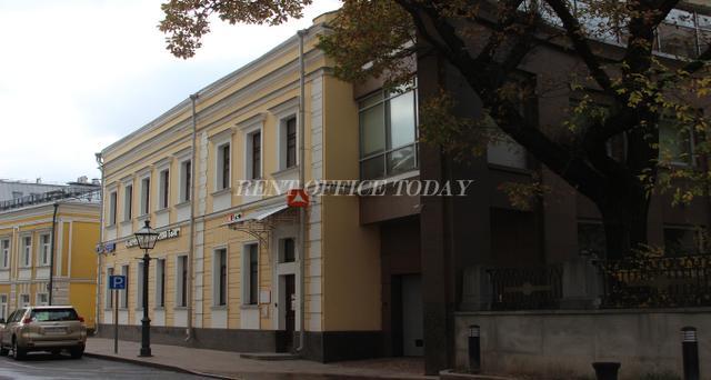 Снять офис в бизнес центре Вознесенский переулок 11с2-2