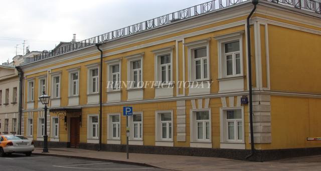 Снять офис в бизнес центре Вознесенский переулок 11с2-1