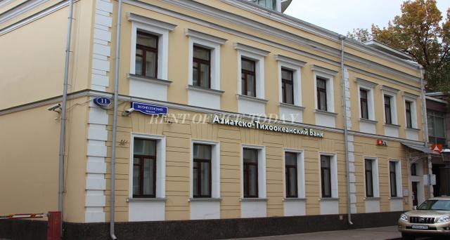 Снять офис в бизнес центре Вознесенский переулок 11с2-3