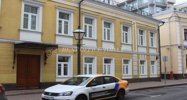 Снять офис в бизнес центре Вознесенский переулок 11с2-5