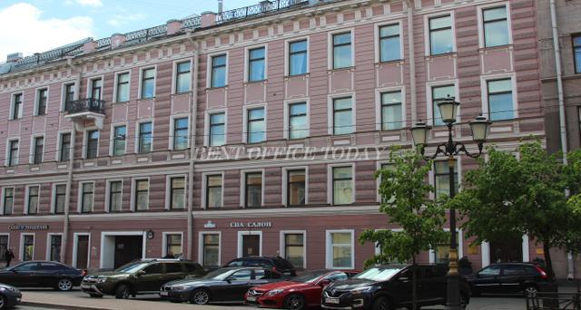Бизнес центр Захарьевская 25, Снять офис в БЦ Захарьевская 25-1