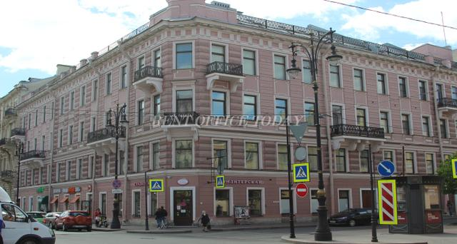 Бизнес центр Захарьевская 25, Снять офис в БЦ Захарьевская 25-2
