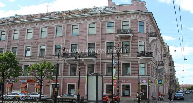 Бизнес центр Захарьевская 25, Снять офис в БЦ Захарьевская 25-3