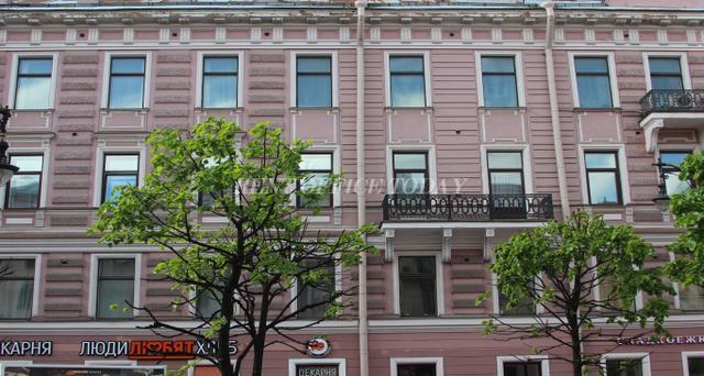 Бизнес центр Захарьевская 25, Снять офис в БЦ Захарьевская 25-4