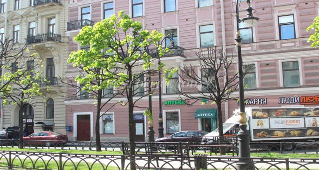 Бизнес центр Захарьевская 25, Снять офис в БЦ Захарьевская 25-5