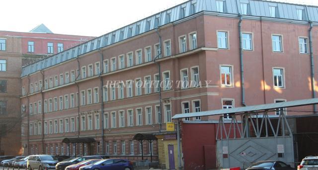 Бизнес центр Заставская 33Д, Снять офис в БЦ Заставская 33Д-1