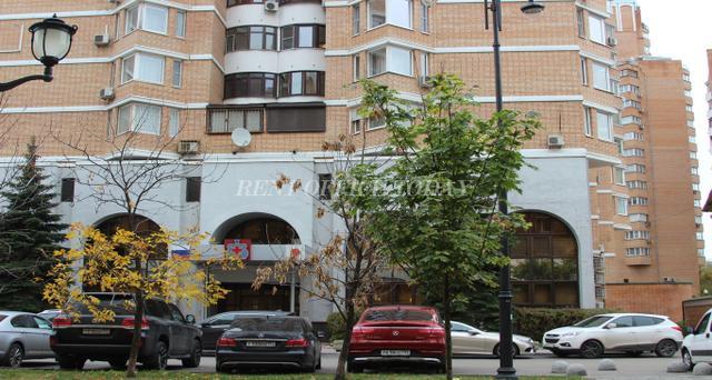 office rent zoologicheskaya 2-1